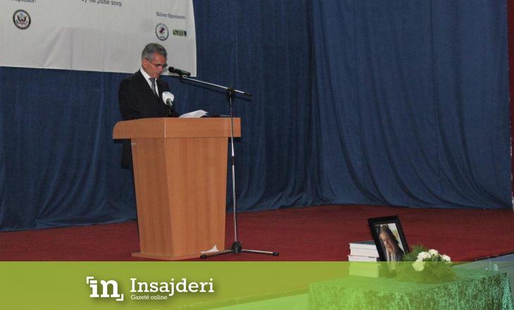 Mbahet mbledhja komemorative për Prof.dr. Mandushe Berishën