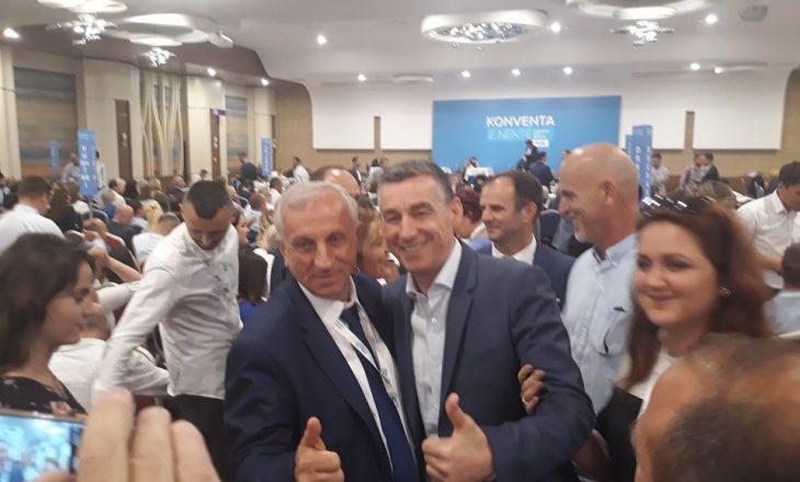 Sapo u zgjodh kryetar i PDK-së në Gjilan, shkarkohet edhe Qemajl Mustafa