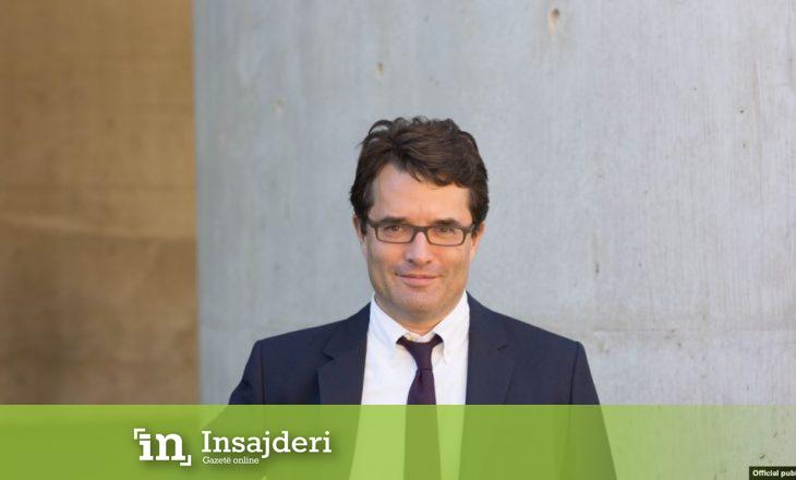 Alex Whiting emërohet shef i hetimeve në Prokurorinë e Posaçme për Kosovën