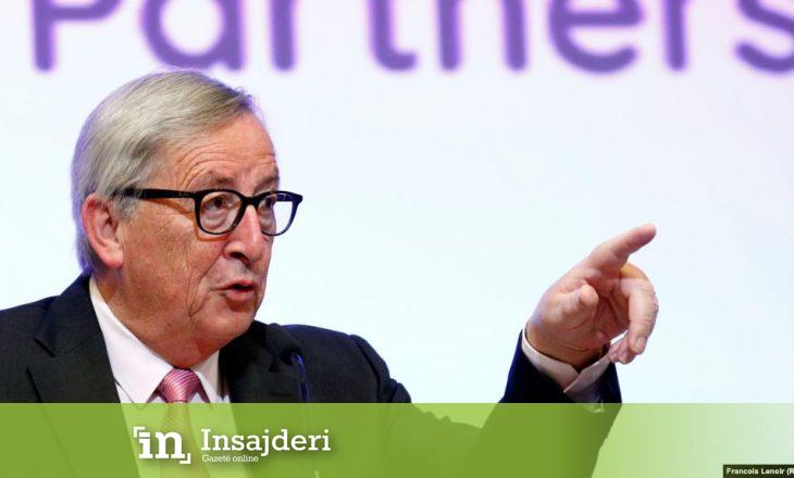 Juncker: Pa marrëveshje dypalëshe nuk ka anëtarësim në BE për Serbinë dhe Kosovën