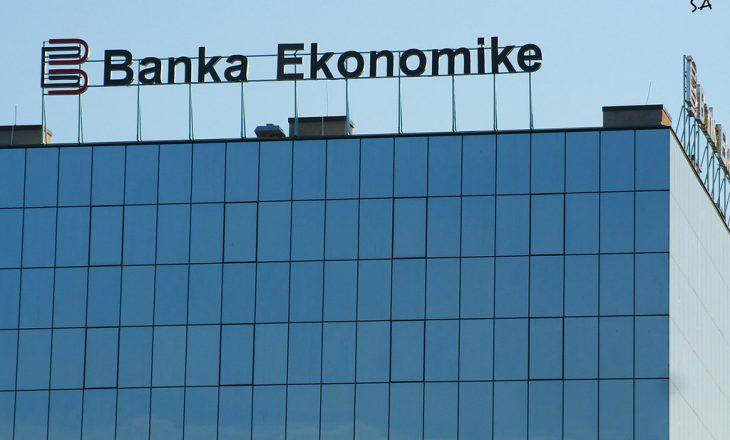 """Sa vlejnë aksionet e Selim Pacollit në bankën e """"bacit"""", Bankën Ekonomike?"""
