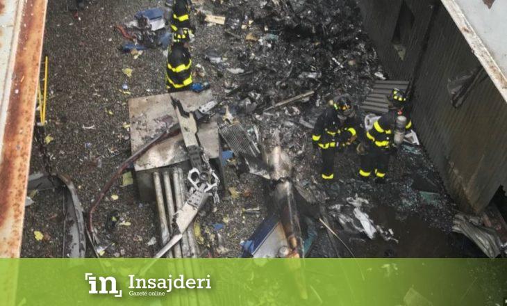 Hetim federal për rrëzimin e helikopterit në Nju Jork