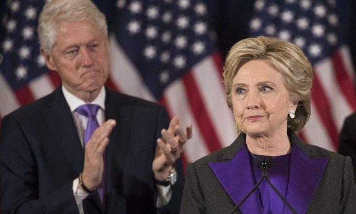 Clinton tregon se si e kishte tallur Hillary pasi e kishte parë shtatoren e tij në Prishtinë