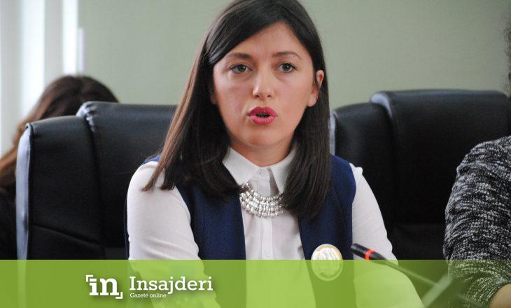 Albulena Haxhiu: Ku janë ata që kërkuan shkarkimin e ministrit Reka?