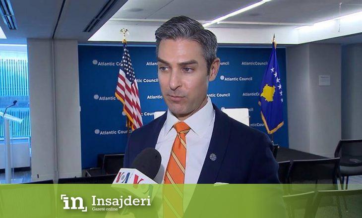 Willson: Serbia nuk mund të jetë shtet normal nëse nuk e zgjidhë çështjen me Kosovën
