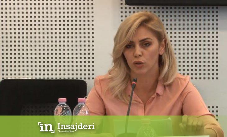 Deliu-Kodra thotë se procedimi i Ligjit për Zgjedhje në formë arbitrare, shënon shputën e parë të çizmes diktatoriale