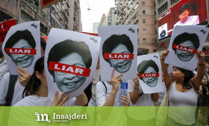 SHBA e shqetësuar për propozimin e ligjit të ekstradimeve në Hong Kong