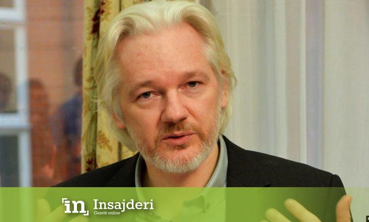 SHBA paraqesin kërkesën për ekstradim për Julian Assange