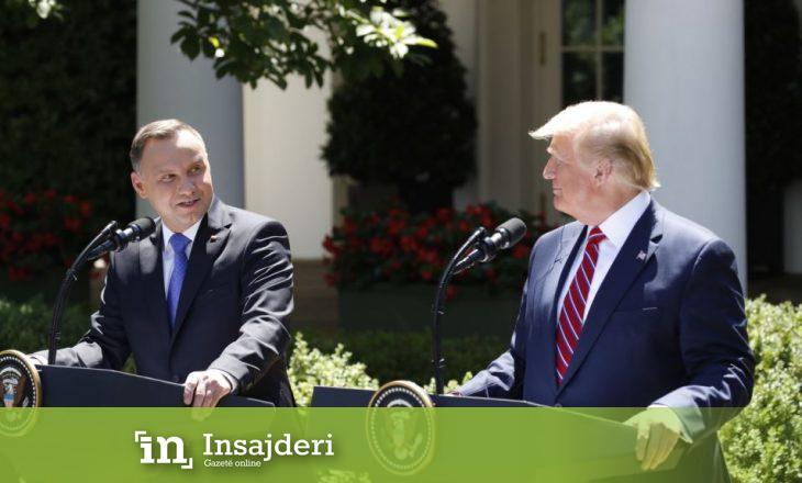 Trump: SHBA do të dërgojnë 1000 trupa shtesë në Poloni