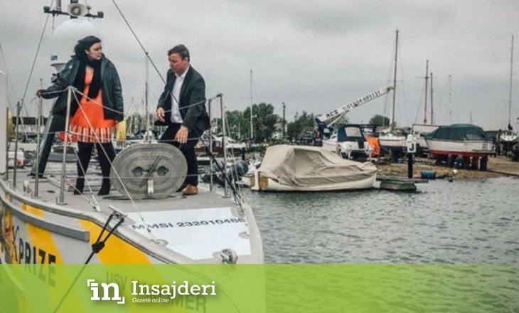"""""""Maxlimer"""", anija e parë pa ekuipazh në bord"""
