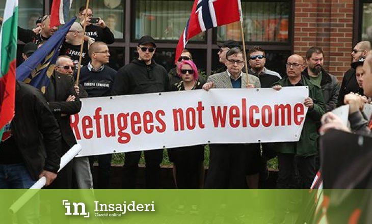 Ngritet protesta anti-islamike