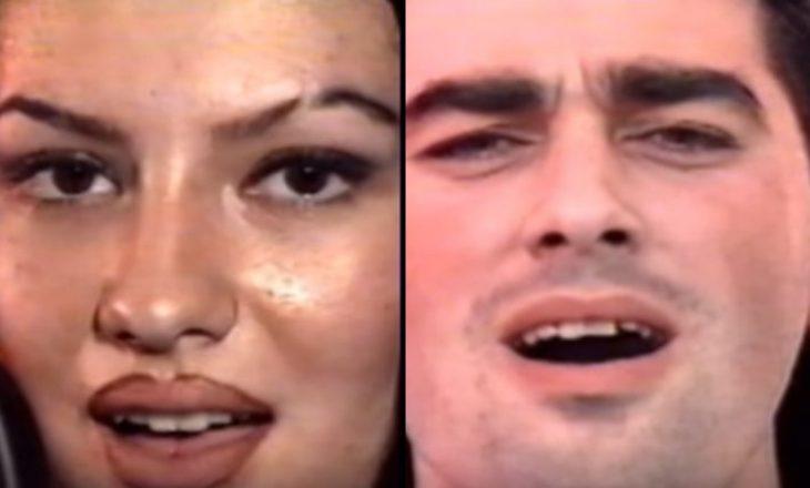 Kur estrada i tha jo luftës, video e vitit 1998