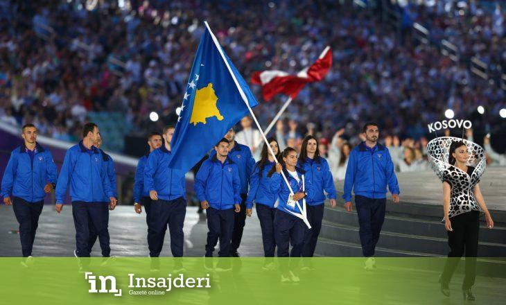 Në mungesë të Majlindës, ja kush do të jetë bartësi i flamurit në ceremoninë hapëse