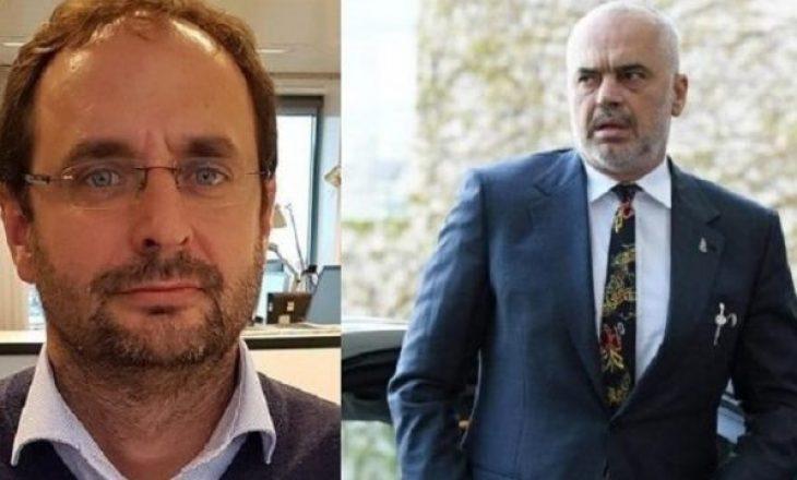 Gazetari gjerman ka një përgjigje epike për Edi Ramën për kërcënimin me padi