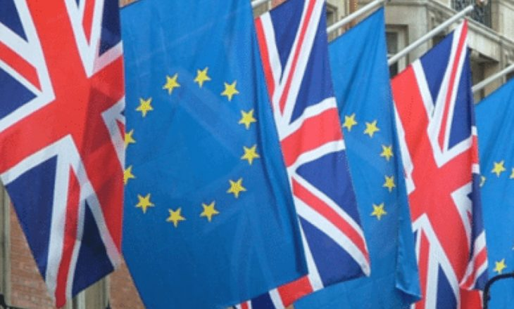 Britania po largohet nga BE, por jo nga Evropa