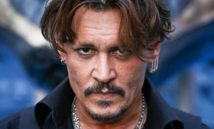 Johnny Depp tregon arsyet se përse s'i trembet vdekjes