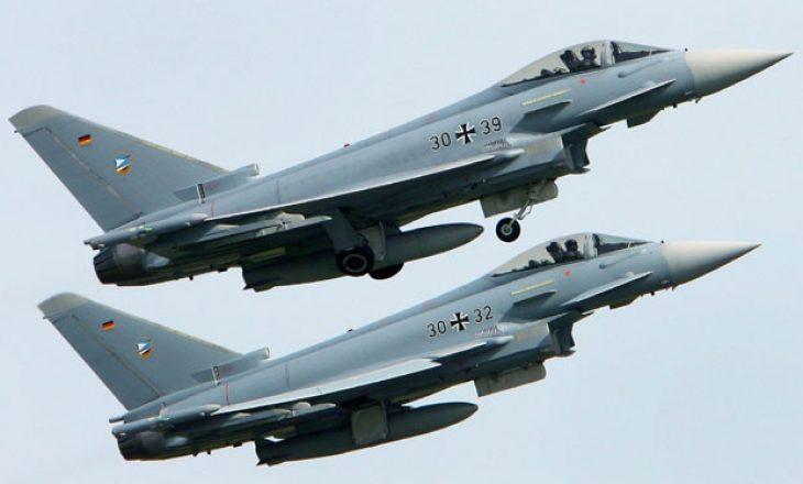 Janë ndeshur dy aeroplanë ushtarakë gjermanë