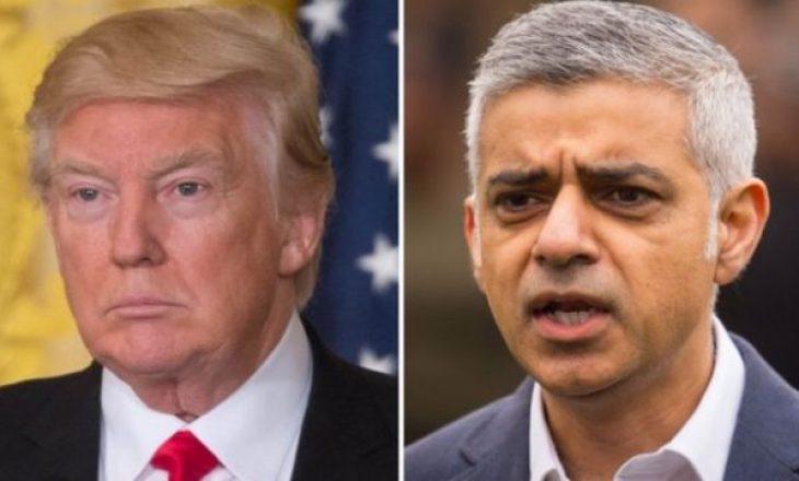 Trump e sulmon sërish kryetarin e Londrës: Je turpi i kombit