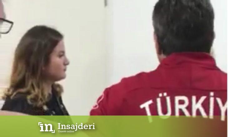 Zyrtari turk: Sigurimi na e ka rrahur portierin në ndeshjen kundër Kosovës