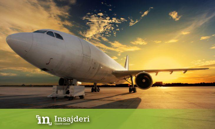 Shtrenjtohen biletat e aeroplanit