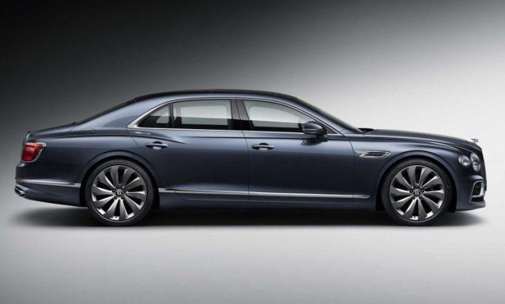 Debuton Bentley luksoz me 626 kuajfuqi