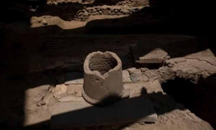 Muzeu i Akropolit hap për vizitorë lagjen e kohës bizantine