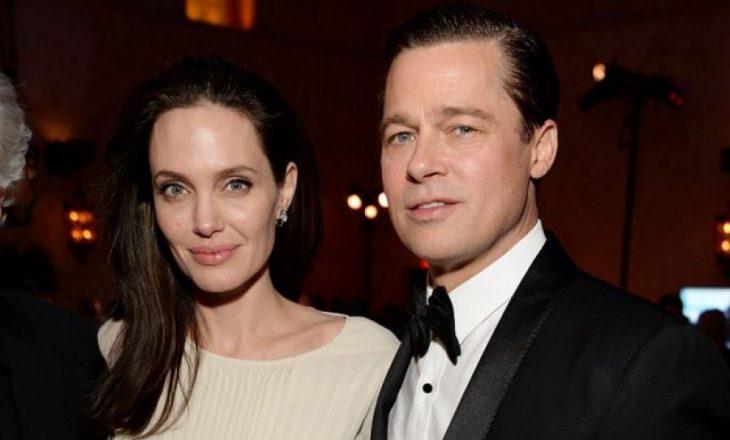 Detaje të reja nga ndarja e Angelina Jolie me Brad Pitt