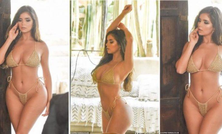 Demi Rose djeg Instagramin me foto e fundit në bikini