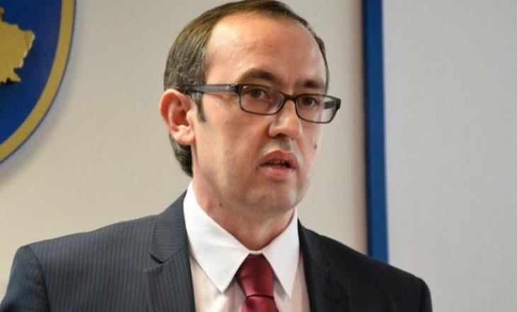 Avdullah Hoti thotë se LDK ka kaluar fazën e rrahjes me karrige, por injoron dy përplasjet e fundit