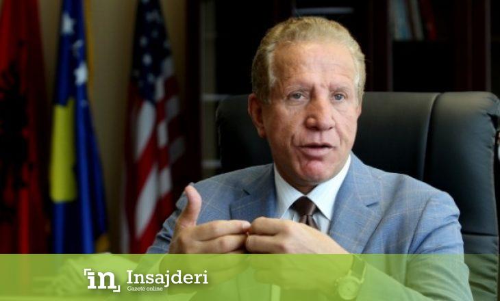 """Pacolli tregon një """"vendim të rëndësishëm"""" të AKR-së nëse koalicioni e kalon pragun"""