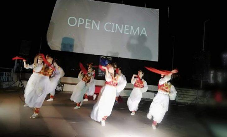 """""""Open Cinema"""", me filma shqiptarë dhe të huaj në Belsh"""