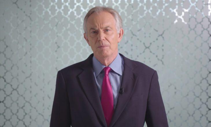 Tony Blair me videomesazh për kosovarët: Jemi me ju sikurse para 20 viteve
