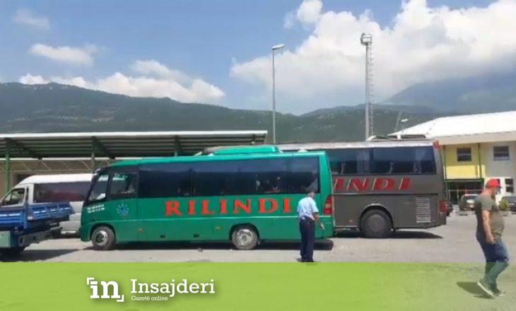 Lejohet qarkullimi i autobusëve të ndaluar në Morinë