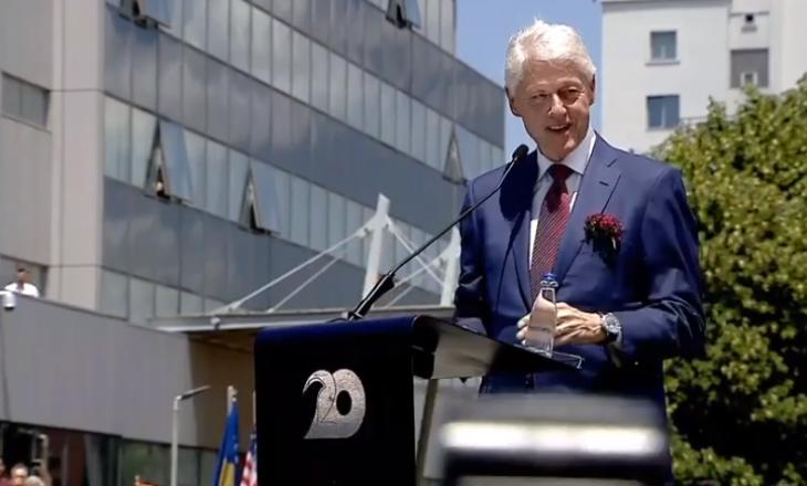 Dëshironi ta takoni presidentin Clinton? – ky është vendi dhe koha