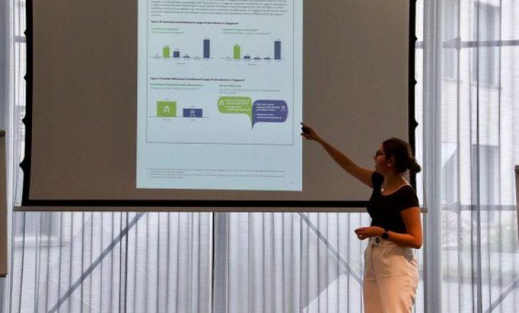 18-vjeçarja nga Kosova që do të përfaqësoj Zvicrën në Olimpiadën e Ekonomisë