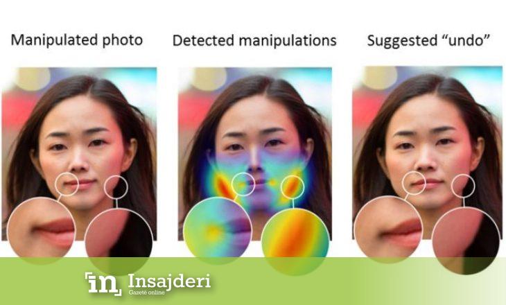 Adobe ka trajnuar një sistem IA që identifikon manipulimin e fotove me Photoshop