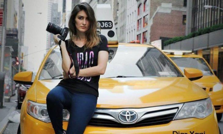 """Shqiptarja shpërblehet me çmimin fotografia e vitit në """"International Film Festival of New York"""""""