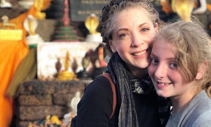 Letra prekëse që aktorja  shkroi për vajzën e saj para se të vdiste
