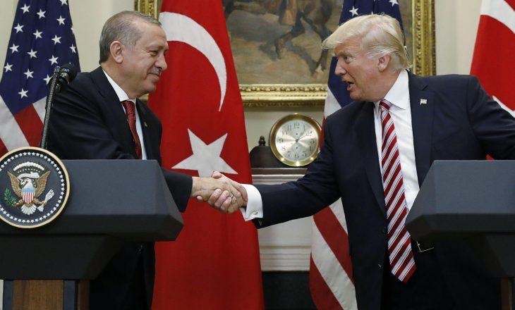 Erdogan në lidhje me trazirat në Kapitol: Ngjarje që tronditën gjithë njerëzimin