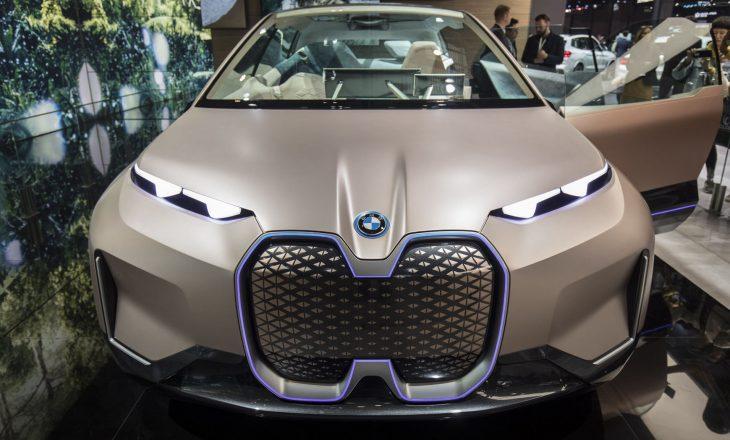 BMW drejt veturave elektrike