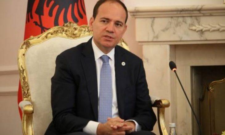 Nishani: Të mos bëhet lojë e dyfishtë në dialogun me Serbinë
