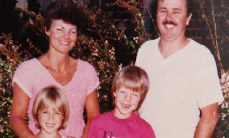 U zhduk pa gjurmë, 23 vite më vonë partnerja e tij pranoi një telefonatë të çuditshme