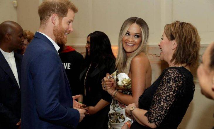 Për çfarë u bënë bashkë Princi Harry dhe Rita Ora?