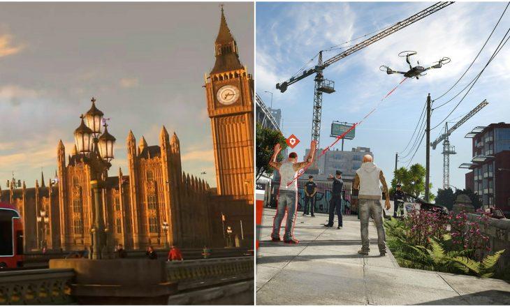 """Ubisoft mahnit në panairin e video-lojërave. Një """"GTA"""" në Londër?"""