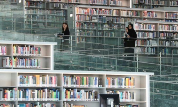 Katari ndërton bibliotekën më të madhe në botë, ky është numri i librave
