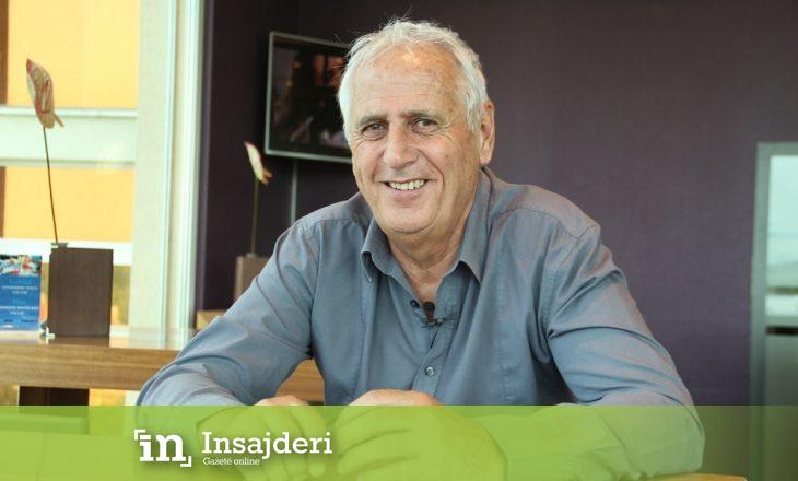 Zvicerani Challandes – trajneri që e bëri Kosovën të ëndërrojë