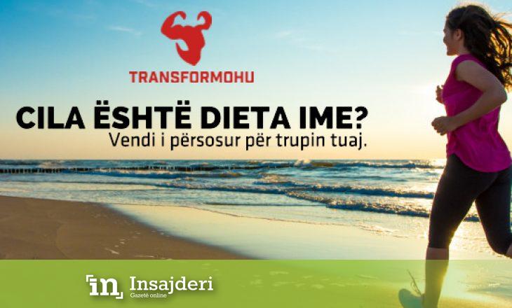 Transformohu në versionin tënd më të mirë!