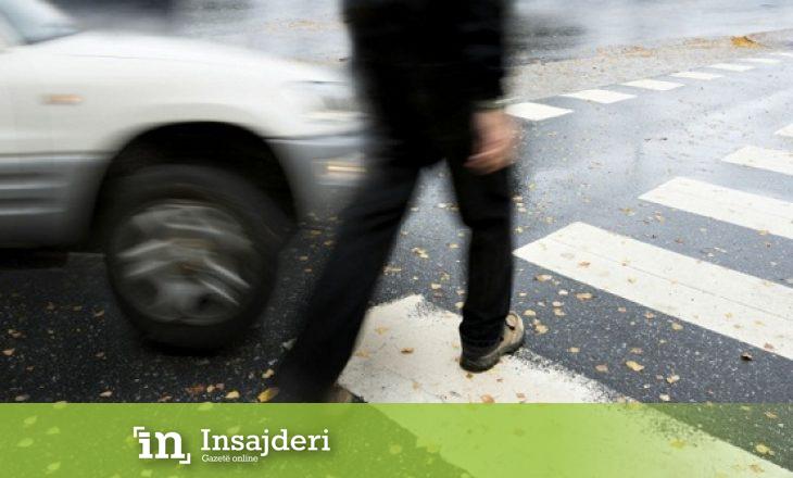 Goditet nga një veturë në Drenas, vdes këmbësori
