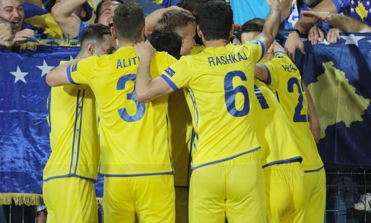 Kjo është pozita e Kosovës në renditjen e FIFA-s pas sukseseve të fundit