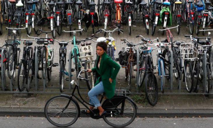 Shteti paguan çdo kilometër që bëjnë qytetarët me biçikletë deri në punë
